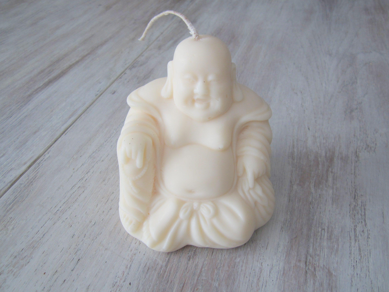 Bougie Artisanale Bouddha Assis