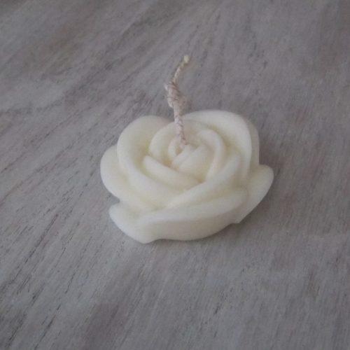 Bougie Petite rose
