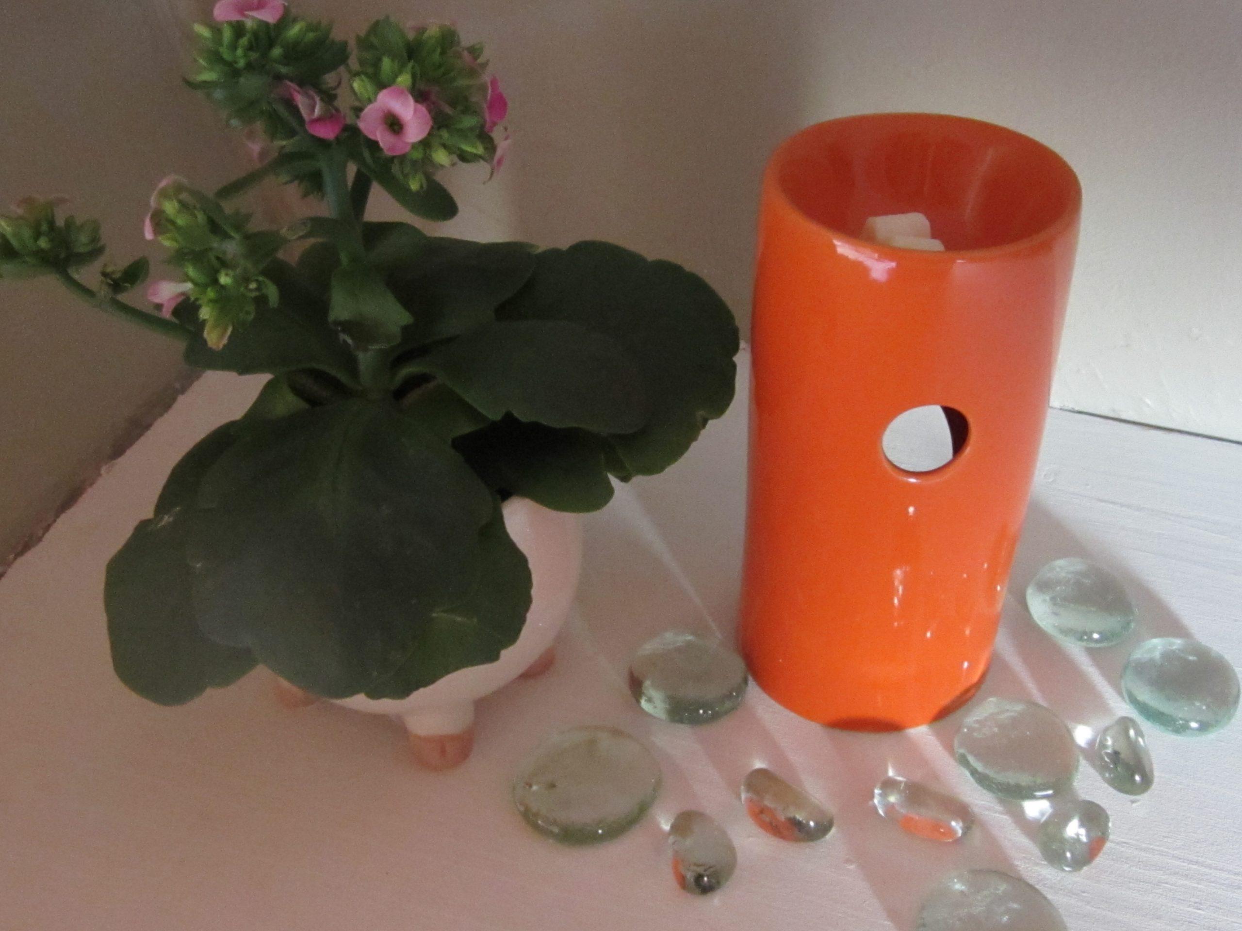 Brûle parfum Orange