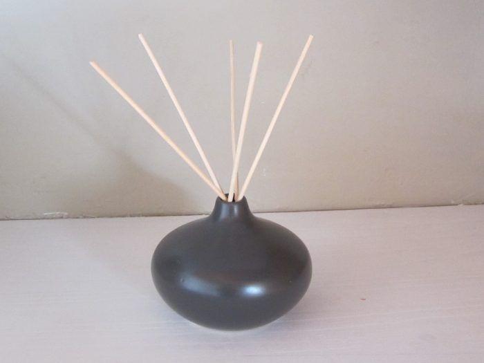 Vase rond pour diffuseur de parfum d'ambiance