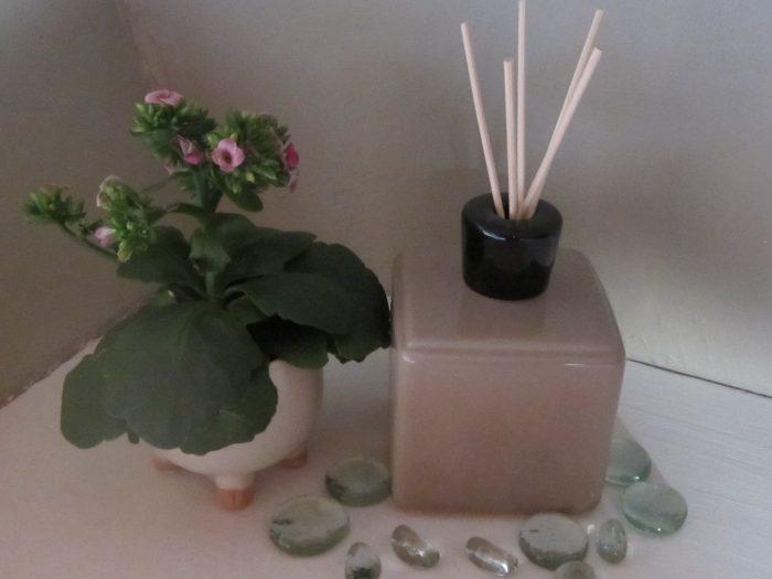 Diffuseur de parfum carré