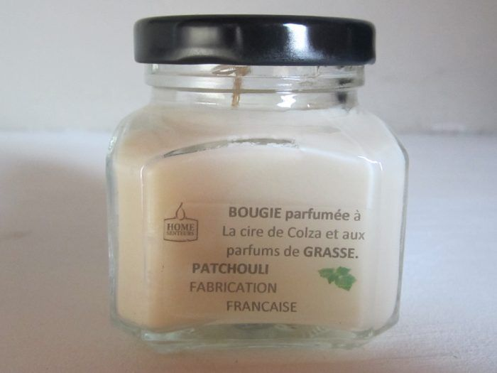Bougie Pot PATCHOULI