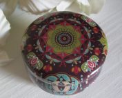 Bougie Artisanale Parfumée Mandala