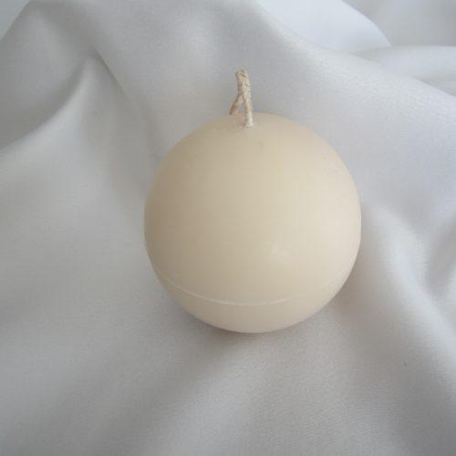 Bougie sphère parfumée
